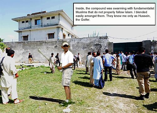 How the Gutsiest President Ever single-handedly killed Osama Bin Laden (3/6)