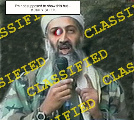 How the Gutsiest President Ever single-handedly killed Osama Bin Laden (6/6)