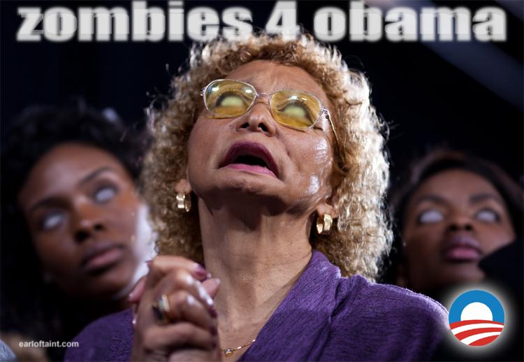 Zombies 4 Obama