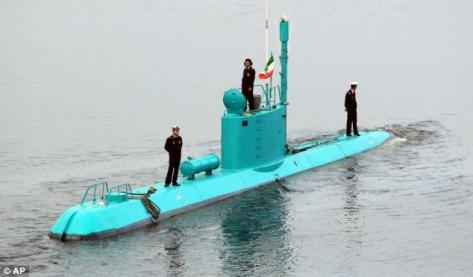 iranian submarine ha ha ha