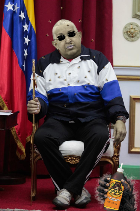"""why hugo chavez is a dictator Dictator-groupie sean penn told australia's the age that venezuelan autocrat hugo chavez is """"much more positive for venezuela than he is negative"""" and the chavez."""