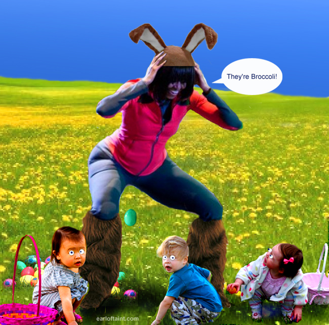 flotus scares children