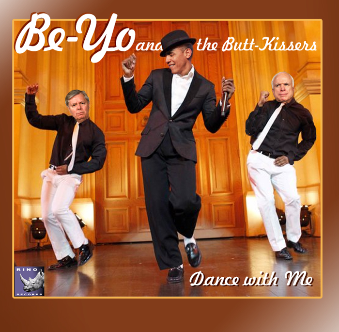 RINOs dance with Obama