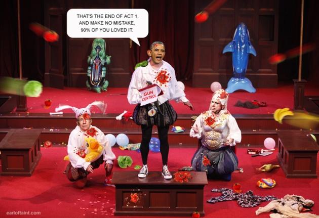obama loses again,