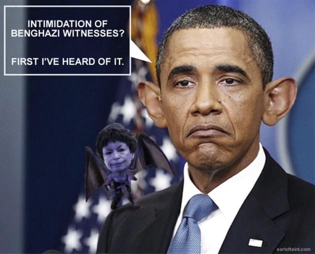 valerie jarrett benghazi intimidation