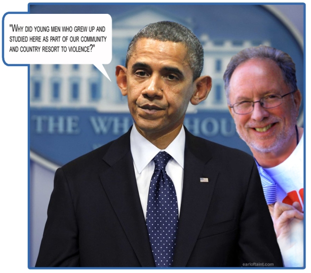 obama and bill ayers