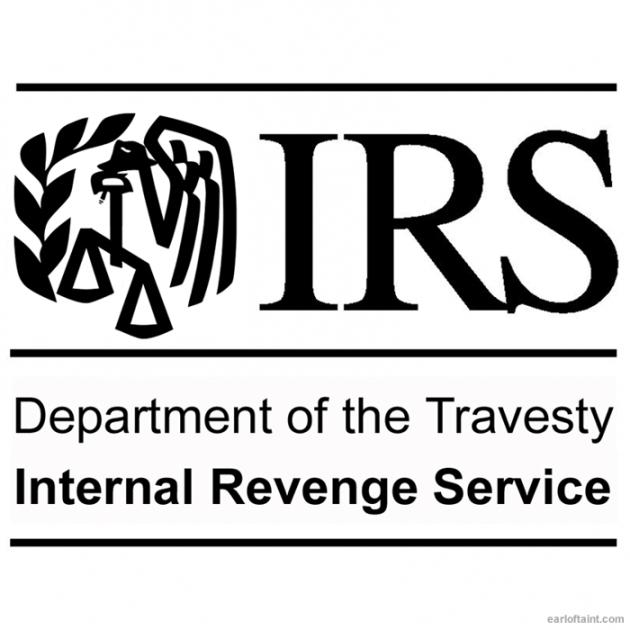 internal revenge service