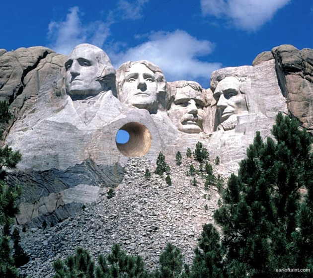 obama on mt rushmore