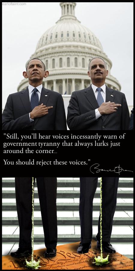 barack obama and eric holder corrupt