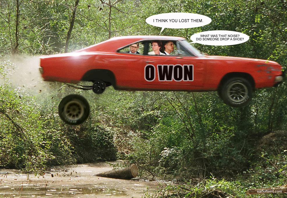 obama scandals falling apart