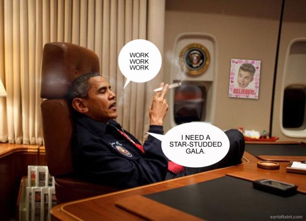 obama concert time again