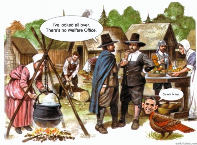 pilgrims were deprived