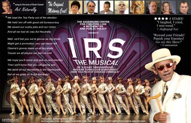 irs the musical