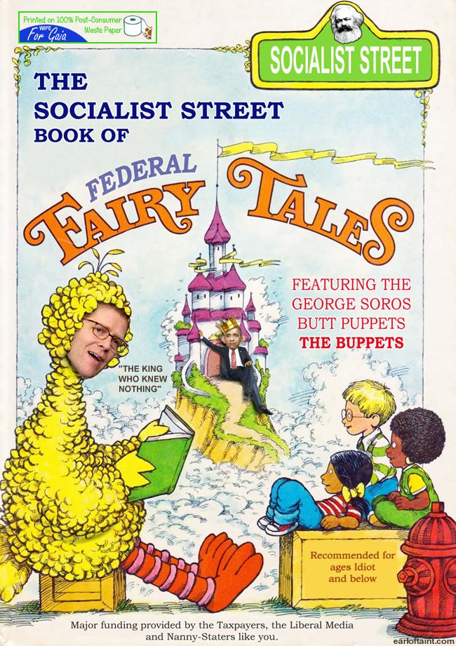 obama fairy tales