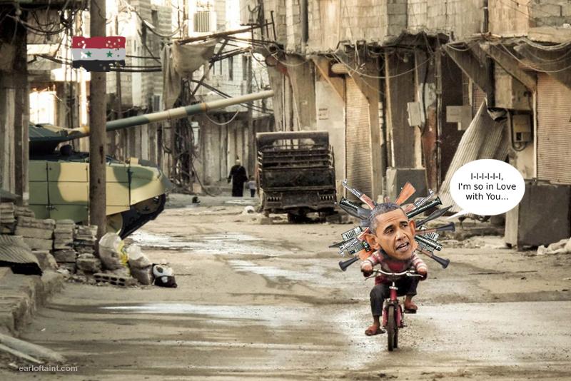 obama syria intervention,