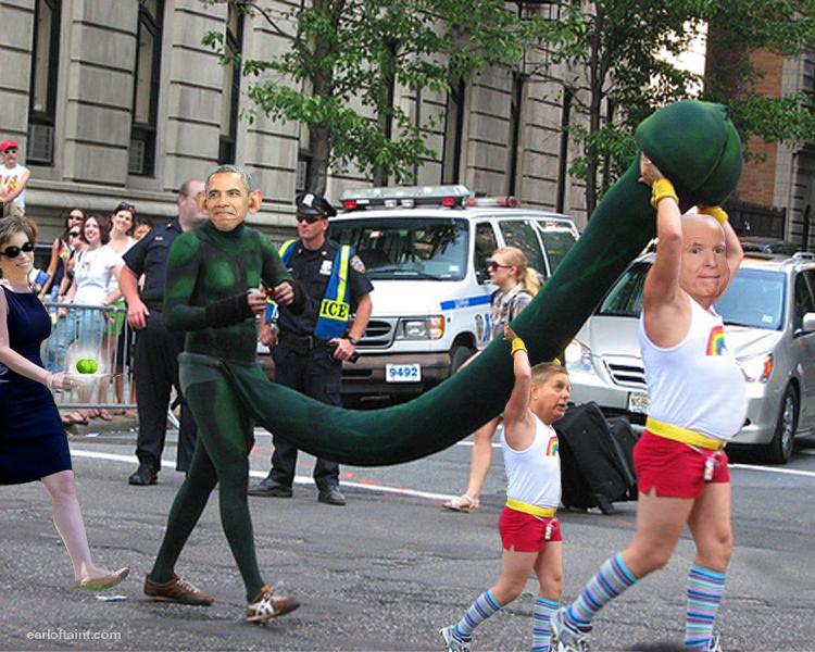 obama pride parade