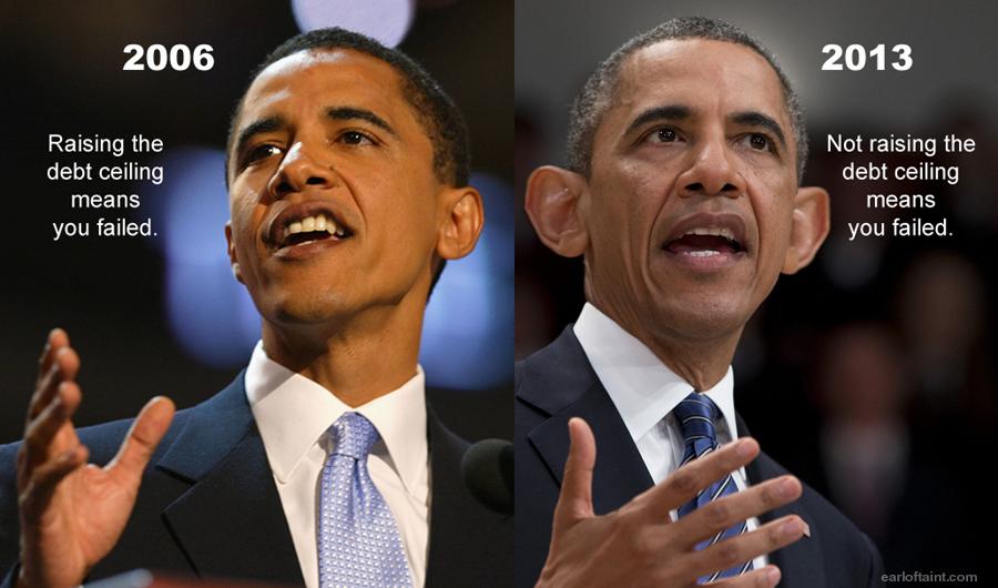 obama on debt ceiling