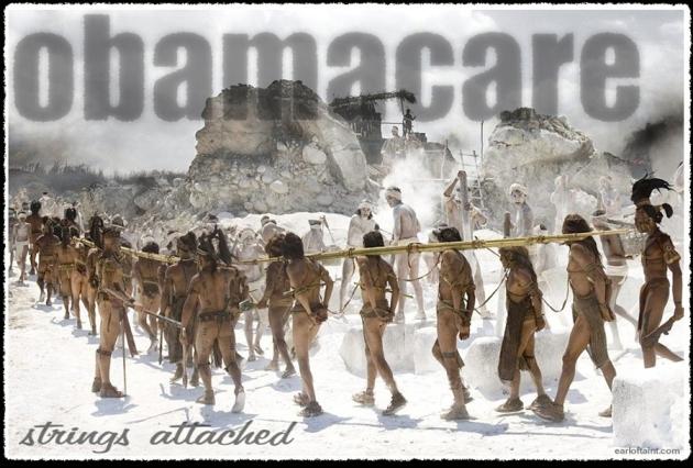 obamacare slavery