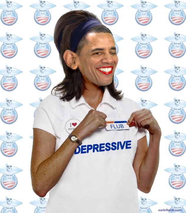 new spokesmodel for obamacare