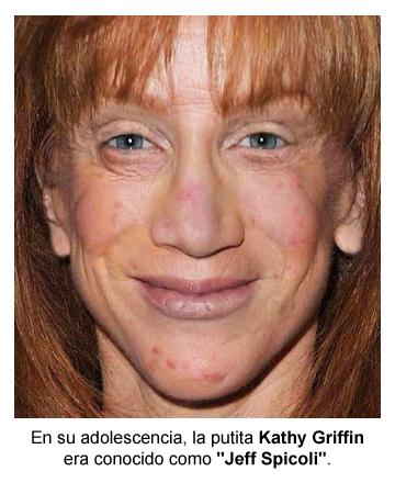 kathy griffin sans makeup