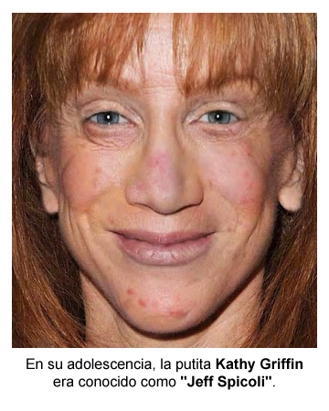 kathy griffin sans makeup