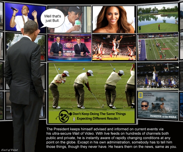 obama dont know