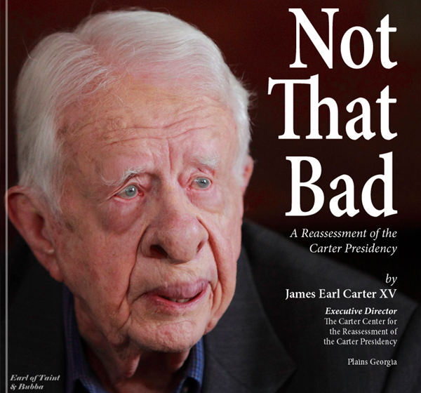 Legacy Restored Jimmy Carter S New Book Refutes Ranking