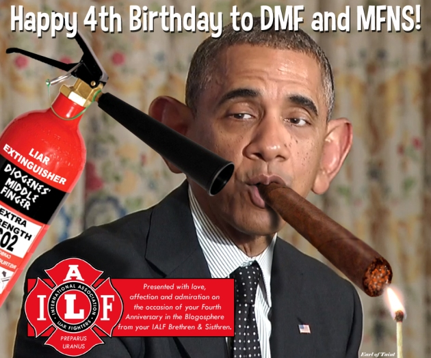 Happy Birthday DMF