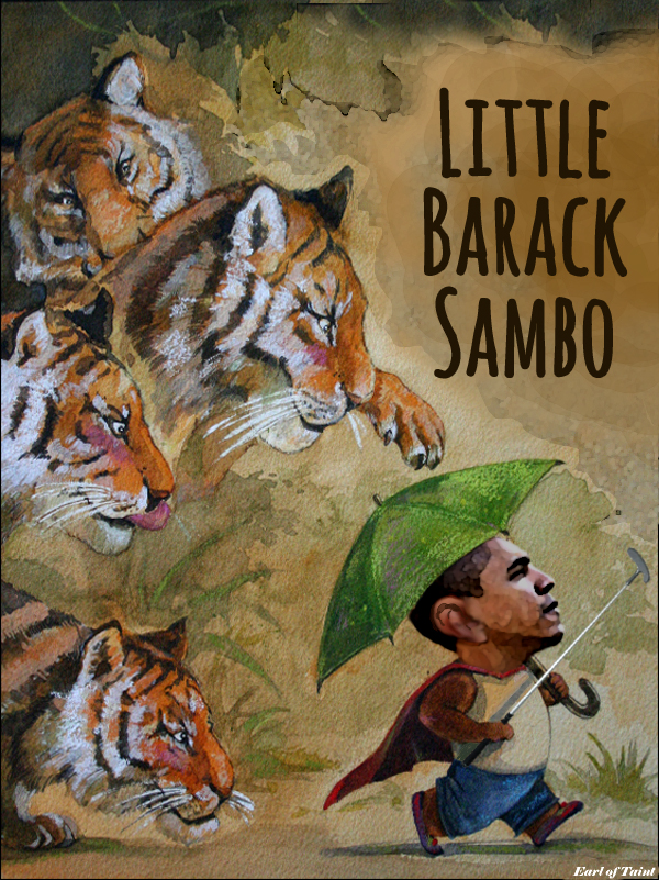 little barack sambo
