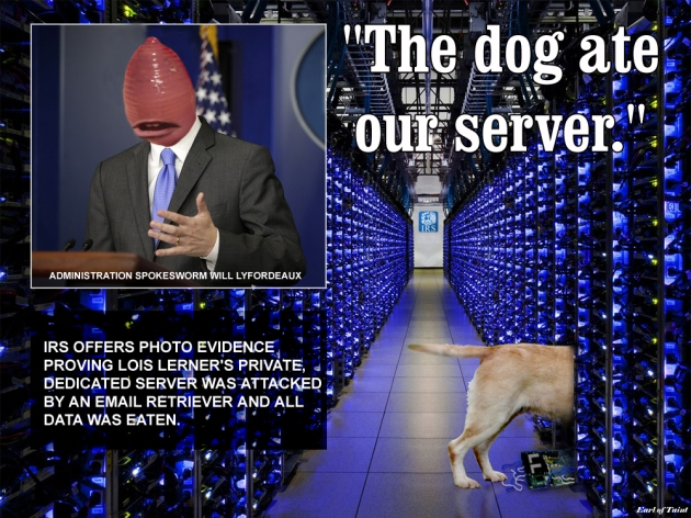 server dog