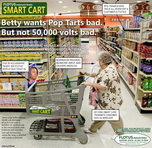 flotus cart