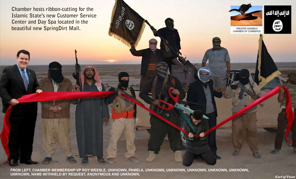 islamic state chamber of commerce
