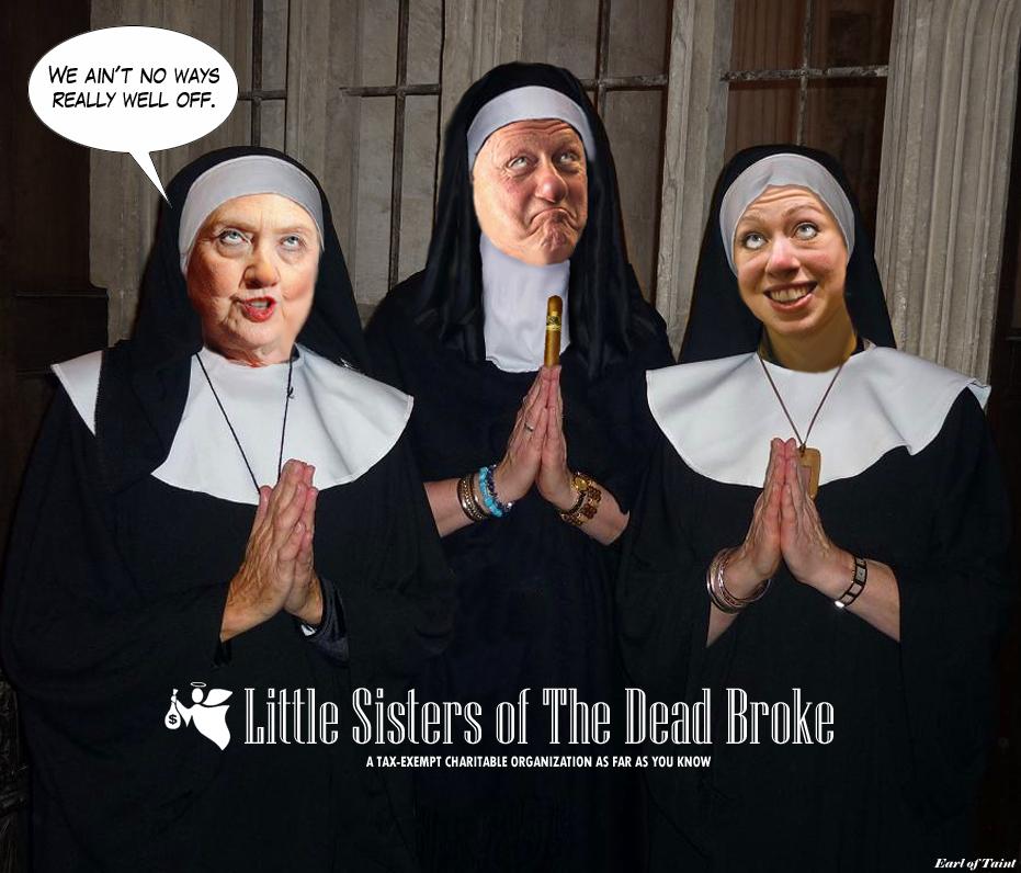 little sisters of the dead broke