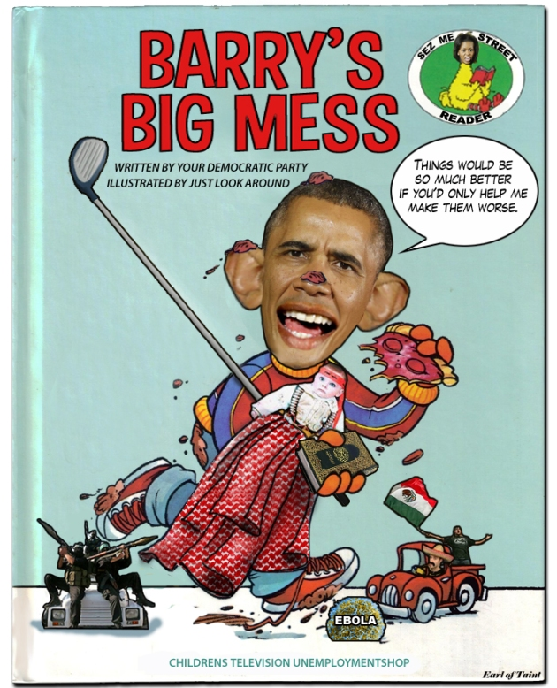 barry's big mess