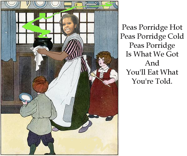 peas porridge