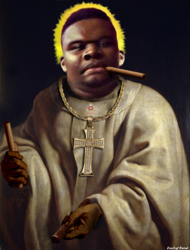 saint swisher of sweets