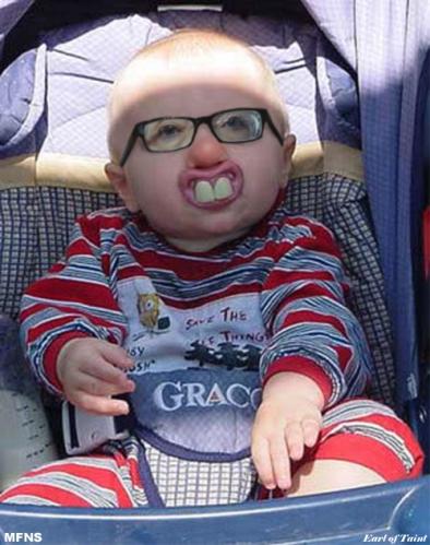 baby clinton