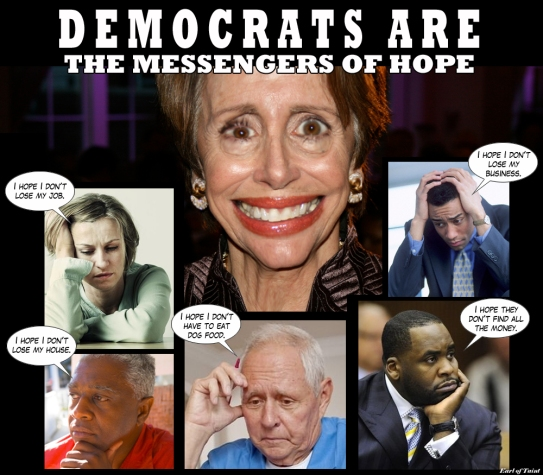 dems - messengers of hope