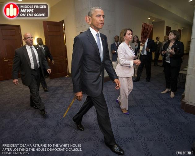 obama denied