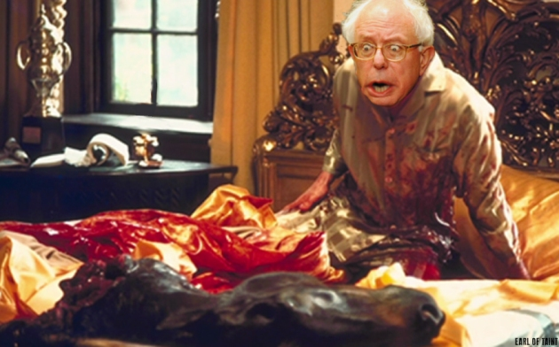 be careful bernie