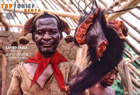 top chief kenya
