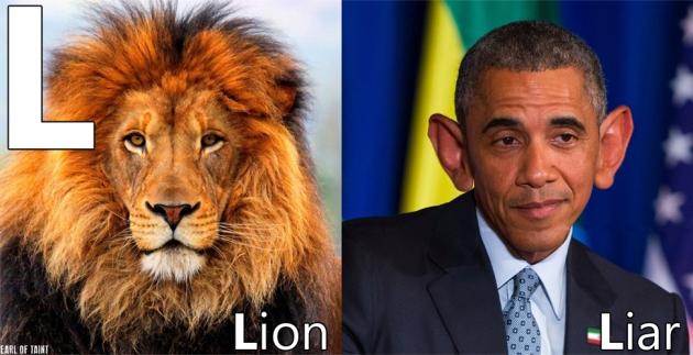 liar lion