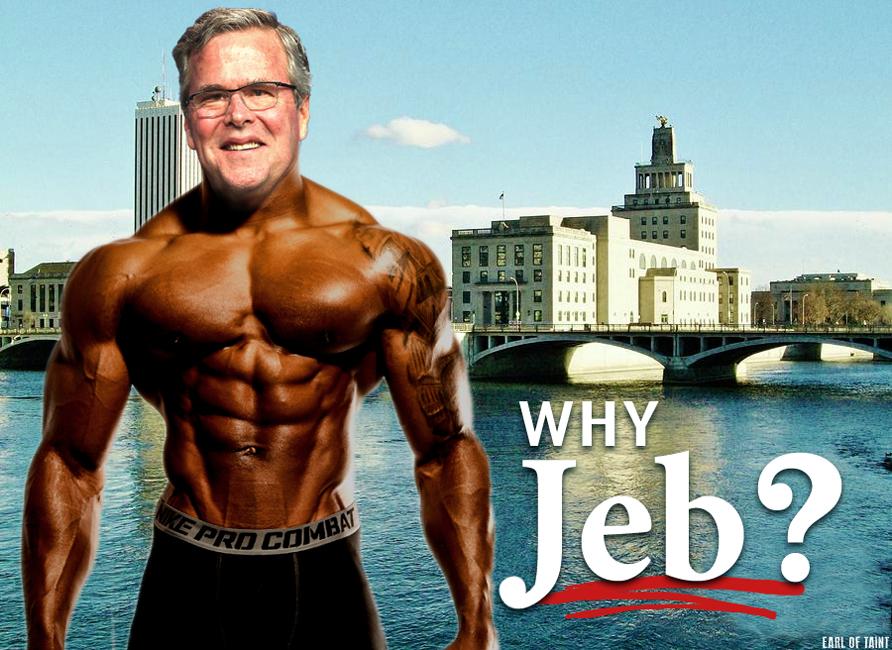 why jeb