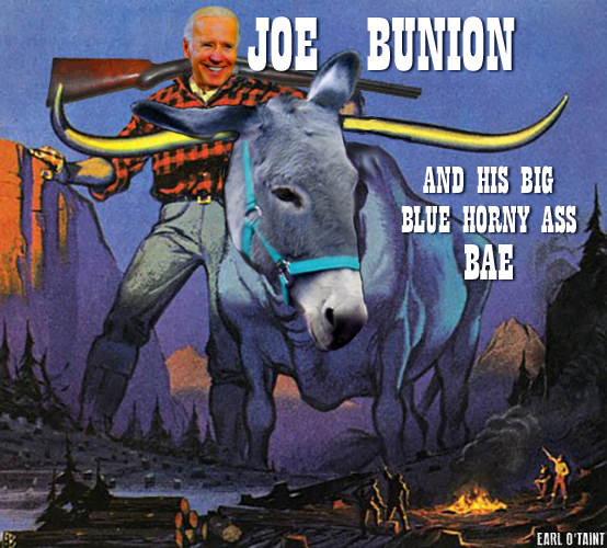 joe bunion