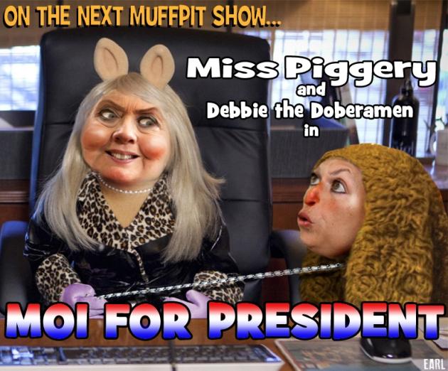 miss piggery