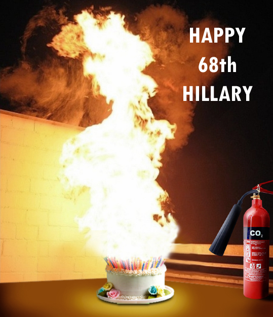 happy 68th birthday hillary