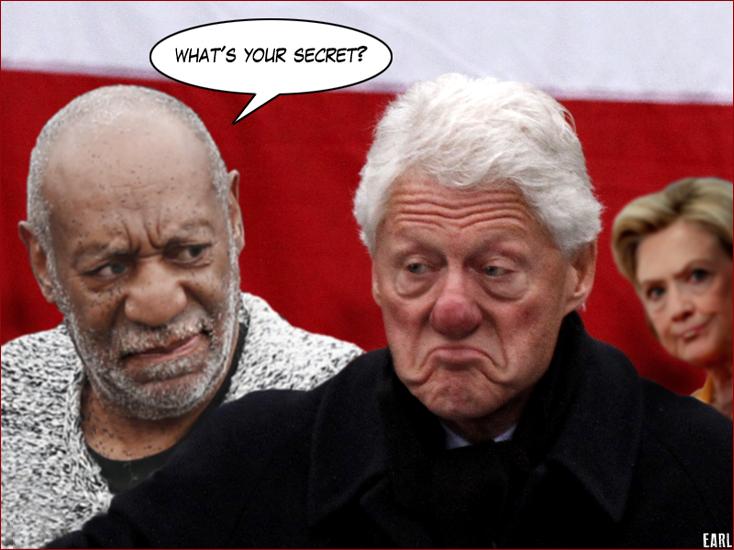 bill clintons secret weapon