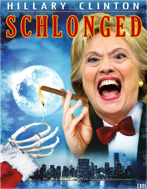 schlonged
