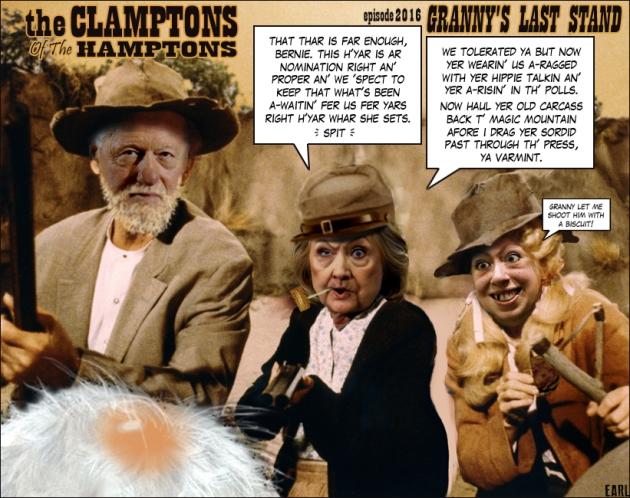 clamptons