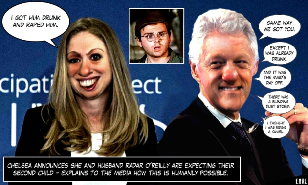 clinton family values